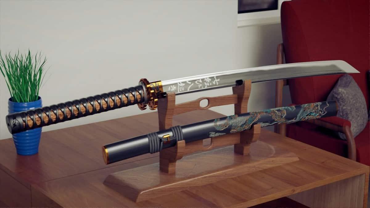 Der Samurai und die Notwehr