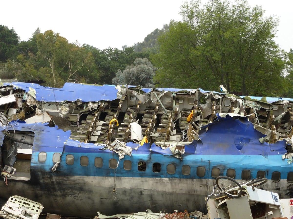 Die Flugzeugkatastrophe von Überlingen