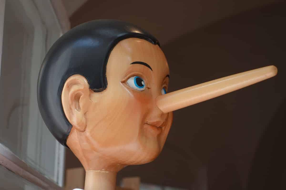 Die Lügen einer Zeugin II